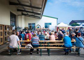 Impressionen vom Bauernmarkt – 01.05.2014