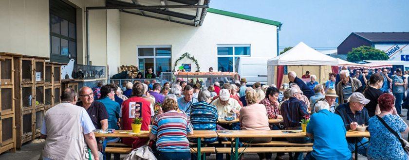 Bauernmarkt-Impressionen 1. Mai 2014