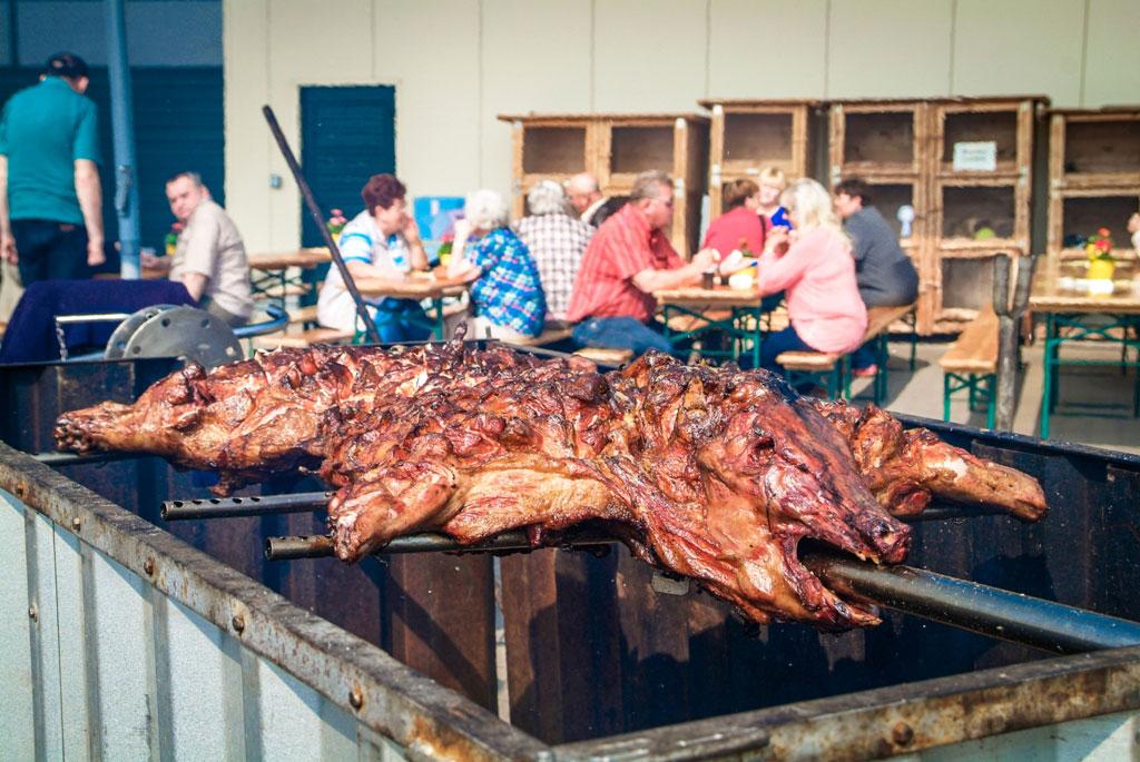 Landmarkt Pegasus Oppin – Bauernmarkt 2014 (Impressionen)