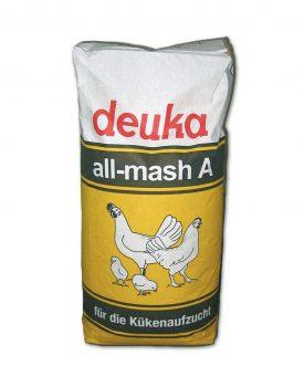 Deuka All-Mash A mit Cocc. 25 kg