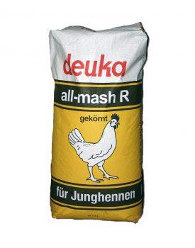 Deuka All-Mash R gek. o. Cocc. 25 kg