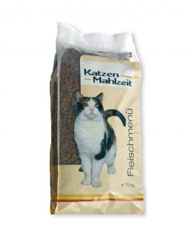 Deuka cat Katzenmahlzeit - Fleischmenü 10 kg