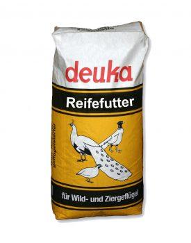 Deuka Wild- und Ziergeflügelreife 25 kg