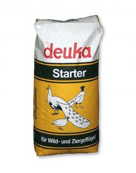 Deuka Wild- und Ziergeflügelstarter 25 kg