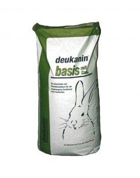 Deukanin Kaninchen Basis mit Cocc. 25 kg