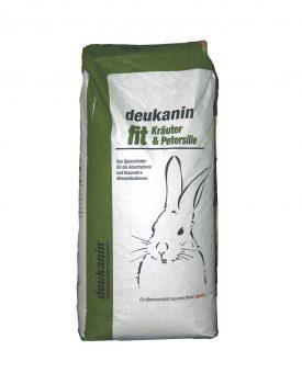 Deukanin Fit - mit Kräutern & Petersilie 25 kg