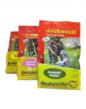 Deukavalli Pferdeleckerli, 1kg