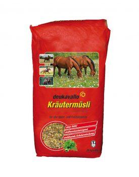 Deukavallo Kräutermüsli 20 kg