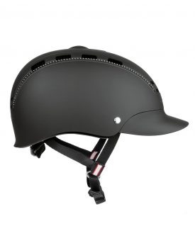 Casco Passion schwarz side