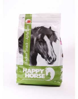 Happy Horse Lecker Snack Apfel Zimt
