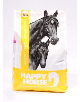 Happy Horse Lecker Snack Banane Vanille