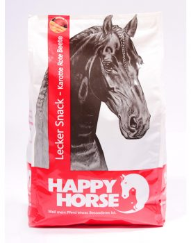 Happy Horse Lecker Snack Karotte Rote Beete
