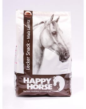 Happy Horse Lecker Snack Malz Lakritz