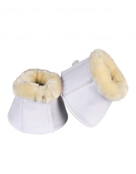 Eskadron Sprungglocken Faux Fur white Classic Sports FS 2018