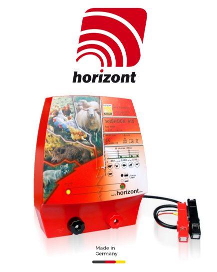 horizont - hotSHOCK A15 Akkugerät 12 Volt