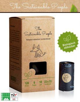 TSP Bio Hundekotbeutel Premium